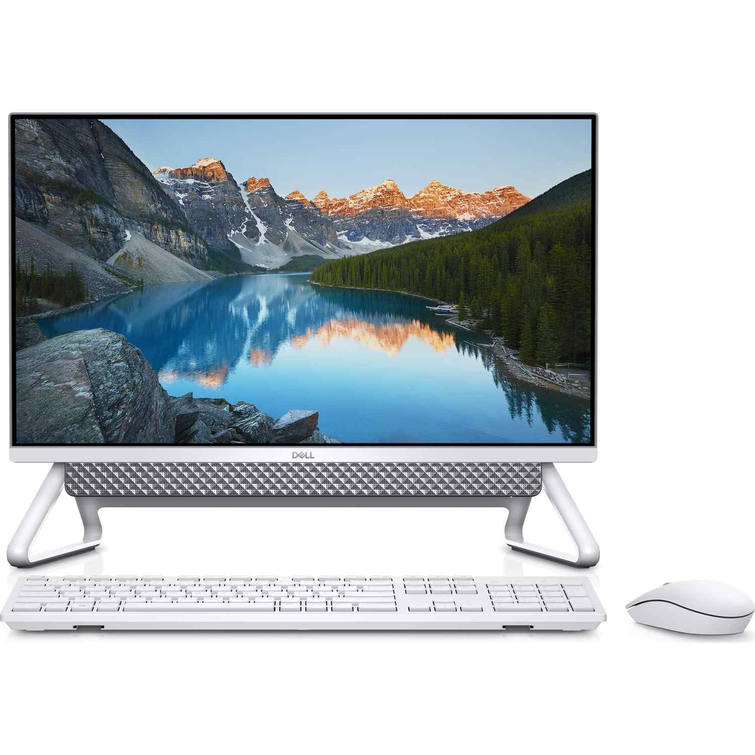 "DELL S510D512WP81C INSPIRON 5490 I7-10510U 8GB 1TB+512 GB SSD 23.8"" FHD NONTOUCH WIN10 PRO ALL IN ONE PC"