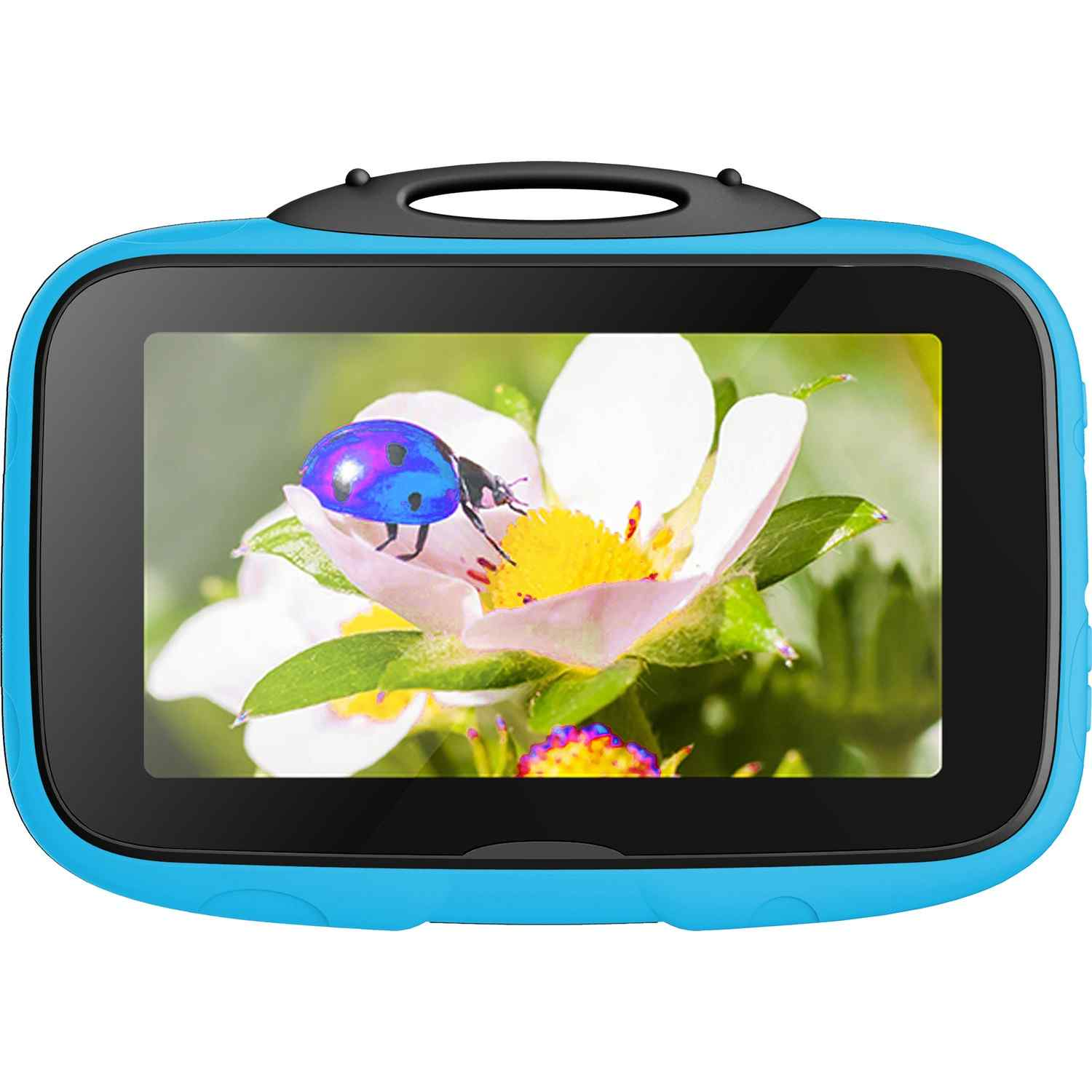 "EVEREST EVERPAD HAPPY KIDS SC-735 1GB 16GB 7"" LCD EKRAN MAVİ ANDROID 8.1 TABLET"