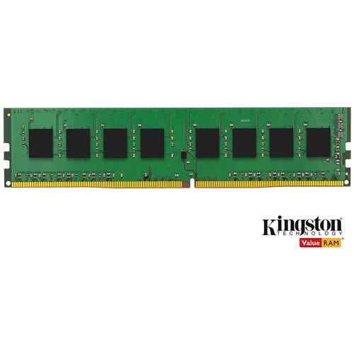 KINGSTON 4GB 2400MHz DDR4 PC RAM CL17 KVR24N17S6/4